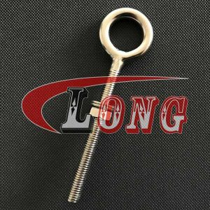 Stainless Steel Welded Eye Bolt-China LG Manufacture