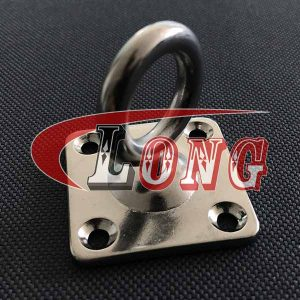 Stainless Steel Swivel Eye Plate-China LG Manufacture