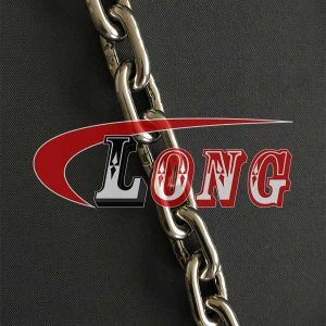 DIN764 Stainless Steel Chain Medium Link-China LG™