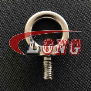 Stainless Steel Eye Bolt JIS 1168-China LG™