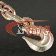 4″ Ratchet Strap w Chain Extensions China