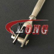 Stainless Steel 8mm Rigging Screws-Turnbuckles