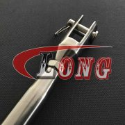 Stainless Steel Machined Fork & Fork Rigging Screw