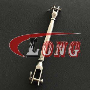 JIS Type Stainless Steel Rigging Screw Fork & Fork-China LG™
