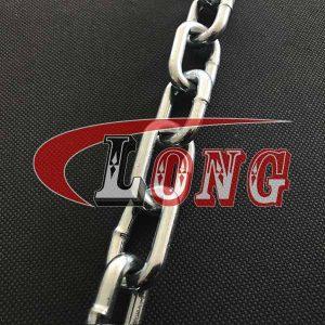 Medium Link Chain DIN 764-China LG Supply