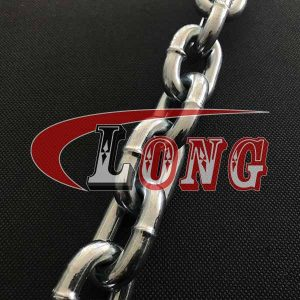 Short Link Chain DIN 766-China LG Manufacture