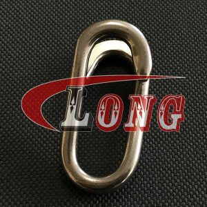 Stainless Steel Chain Repair Link, Lap Link-China LG™