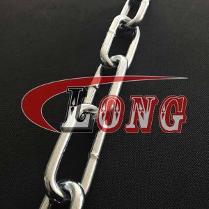 Long Link Chain DIN 763-Chain LG Manufacture