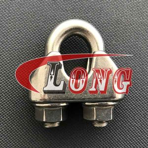 Stainless Steel Wire Rope Clip DIN 1142/EN 13411-5-China LG™
