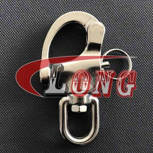 Stainless Steel Eye Swivel Snap Shackle-China LG Supply