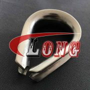 Stainless-wire-rope-thimble-European