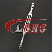 Turnbuckle with Flat