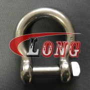 Bow-Shackle-Stainless-Steel-Square-Head-