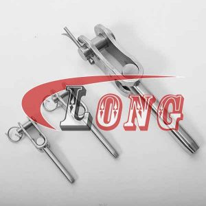 Stainless Swage Toggle Terminal(thin-wall) US Type-China LG™