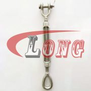 Stainless-steel-turnbuckle-forged-jaw-jaw