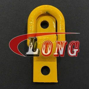 G80 Weld On Pivoting D Link with Pad-China LG™