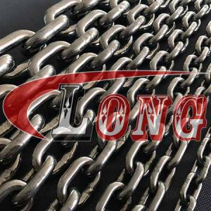 DIN 766 Calibrated Anchor Chain Stainless Steel-China LG™