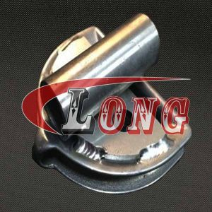 D-Ring Thimble with Tube Cast Stainless Steel-China LG™
