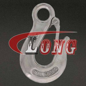 Eye Slip Hook with Latch Stainless Steel-China LG™
