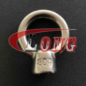 Stainless Steel Lifting Eye Nut JIS 1169 UNC Thread-China LG™