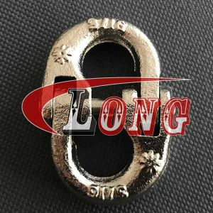 Stainless Steel Drop Forged Hammerlock Chain Connector US Type
