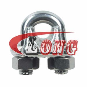 Drop Forged Wire Rope Clips G450 Stainless Steel US Type