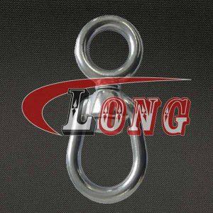 Stainless Steel G-401 Chain Swivel-China LG Supply